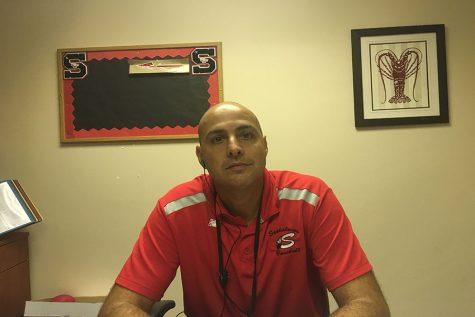 New Teacher: Mr. Garcia