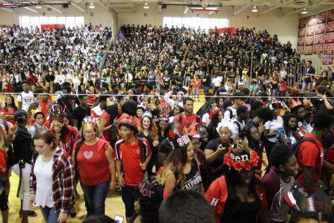 Last Pep Rally of the Year on LTM