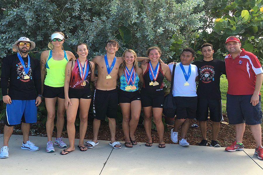 Chiefs Take on Triathlon