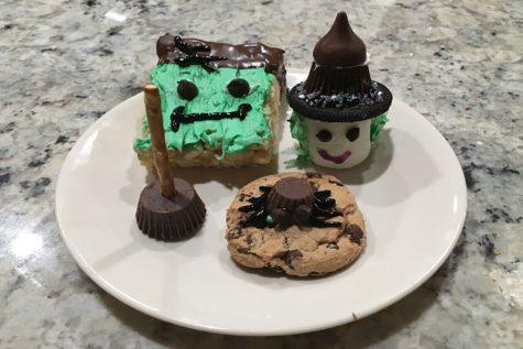 DIY Spooky Halloween Treats