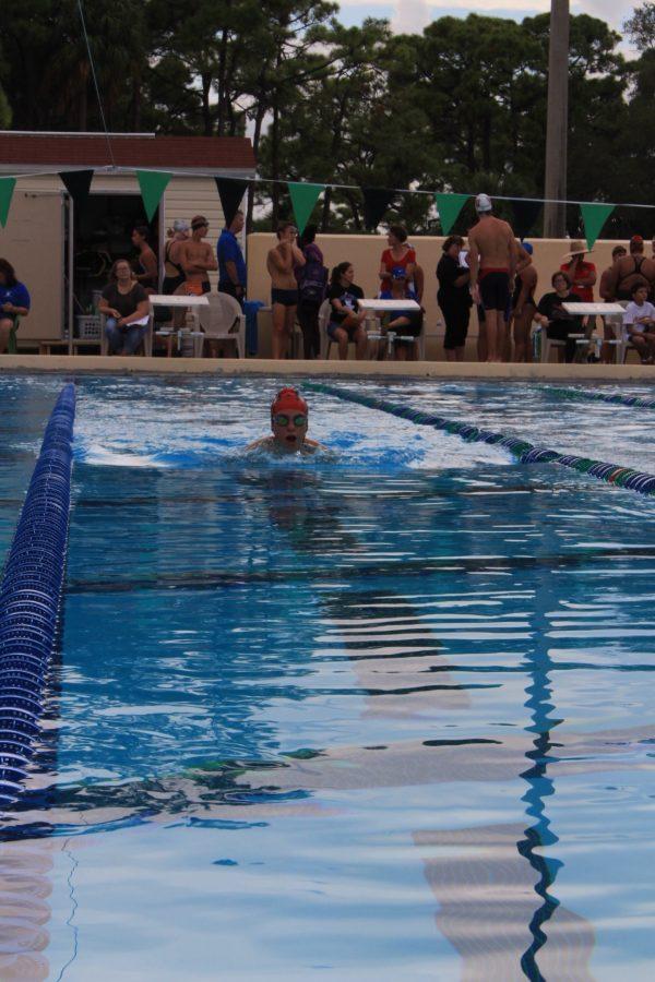 lake lytal swim meet event