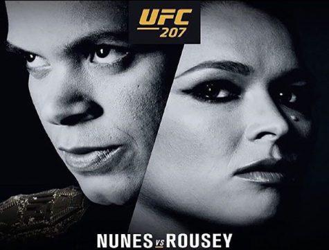 Rowdy Ronda Rousey Returns