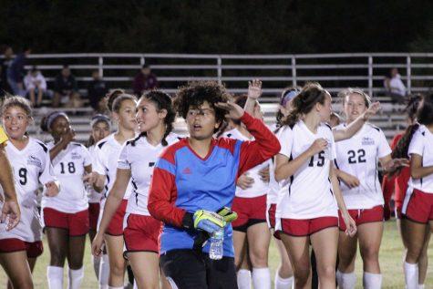 Girls Soccer Dominate Trojans