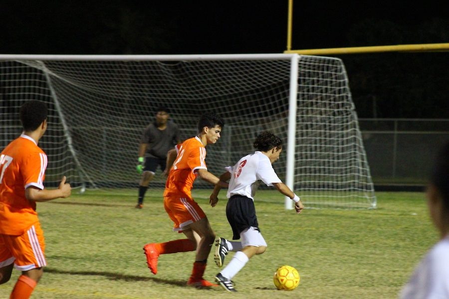 Boys Soccer Nets a Win