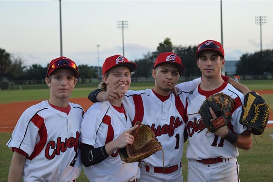 Boys Baseball Determined to Return To Glory