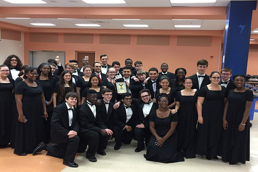 Concert Band Earns Superior Rating in Higher Class