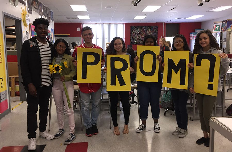Santaluces Promposals