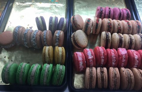Macaroon Heaven at Nature's Candies