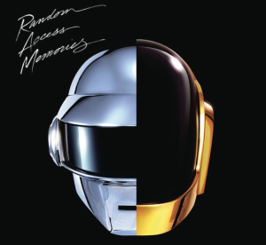 The group's new album Random Access Memories was released May 21.