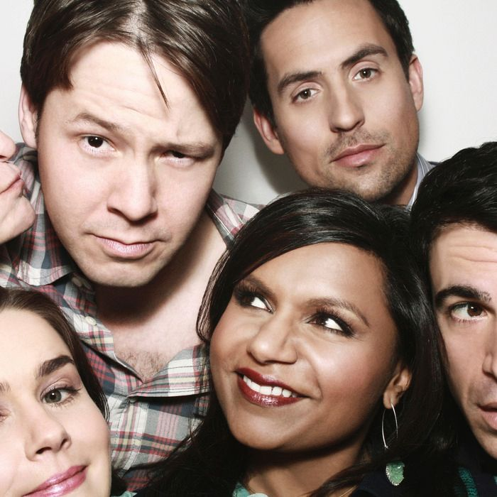 FOX%27s+%22The+Mindy+Project%22+is+one+of+the+many+returning+television+shows+this+season.