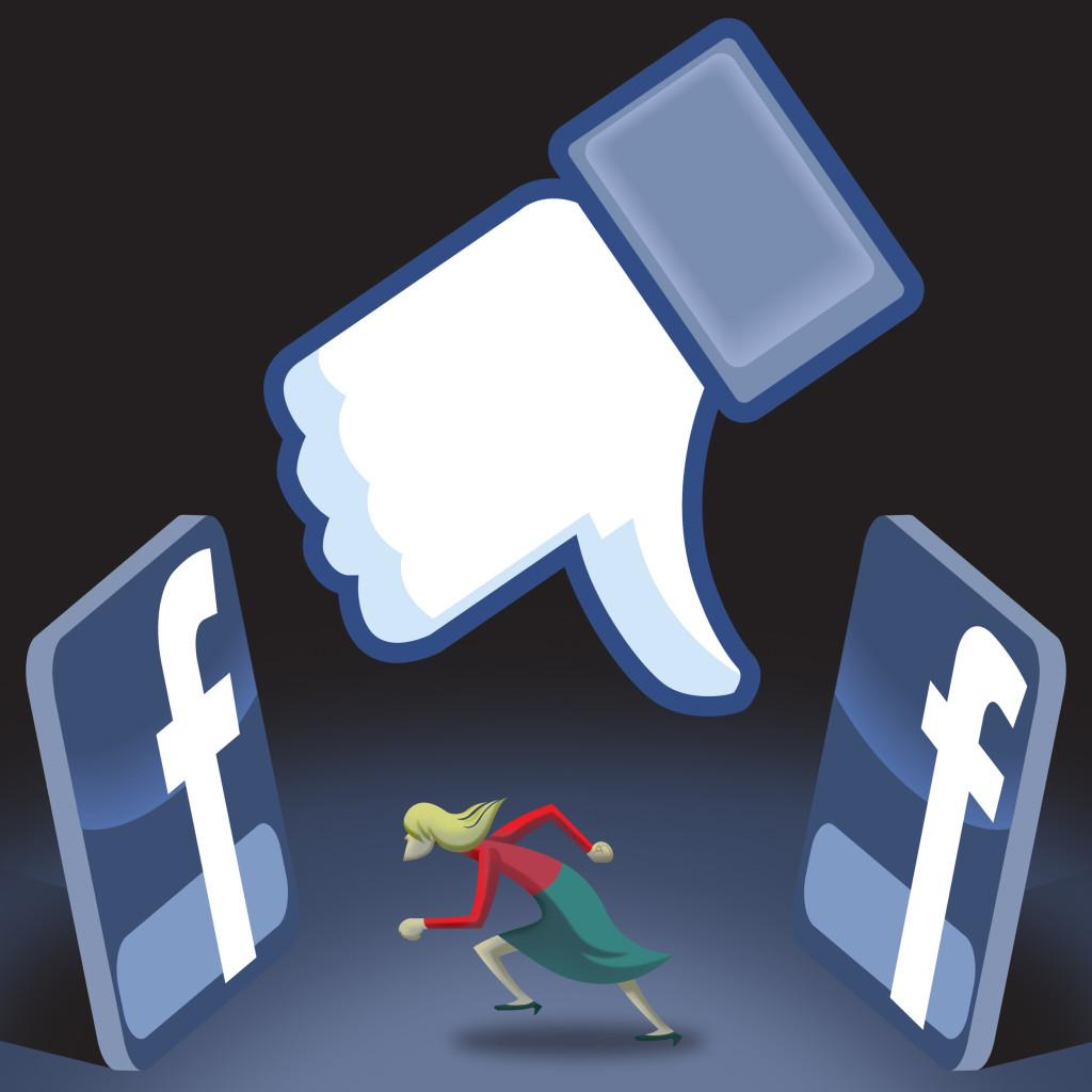 Is Facebook being replaced?