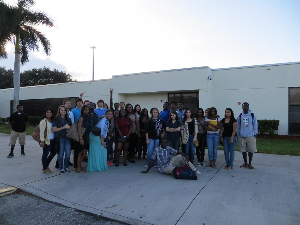 Students+Tour+Lynn+University+and+FIU+Campuses