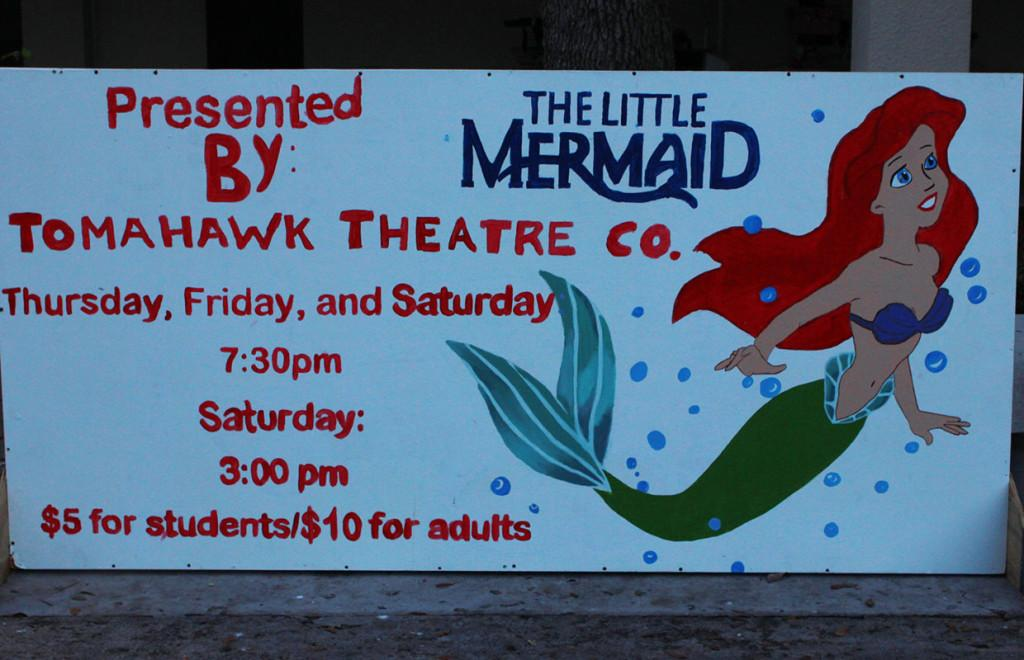 Opening Night of the Little Mermaid is a Success
