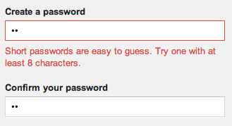 Personalize Your Passwords