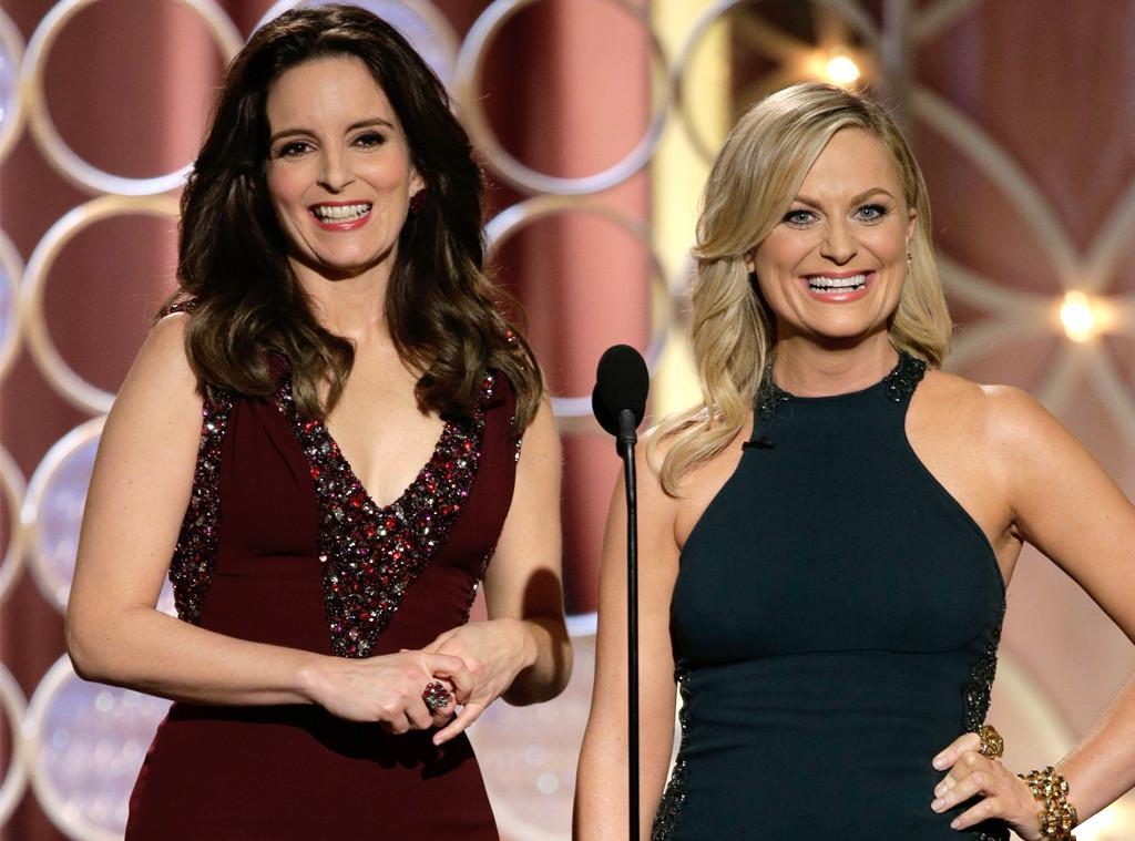 Fey and Poehler are Golden