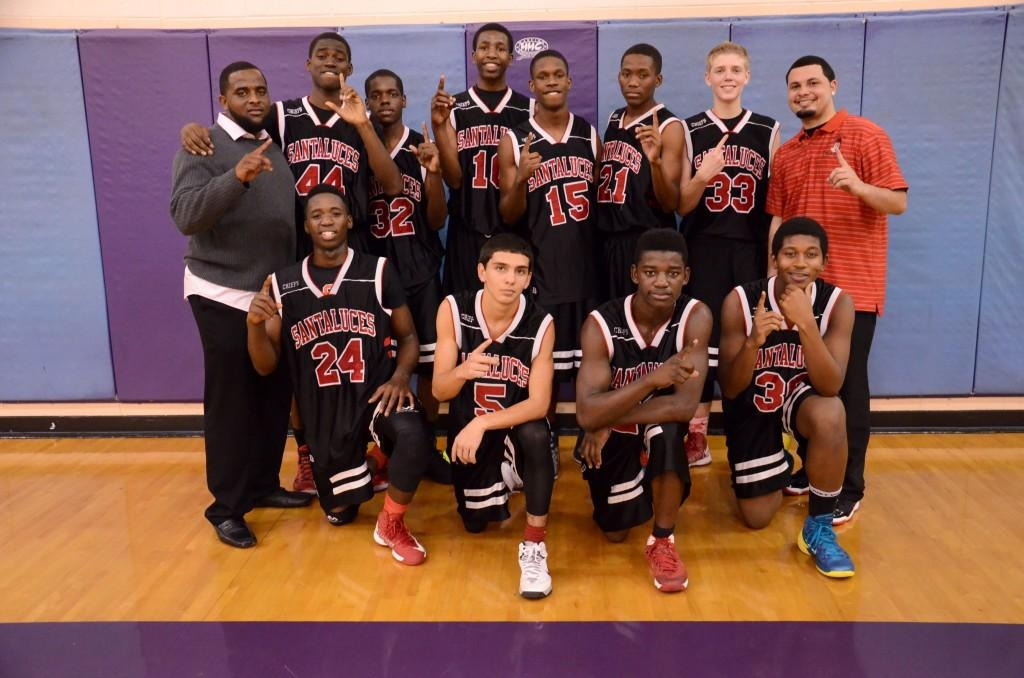 JV Basketball Team Shines