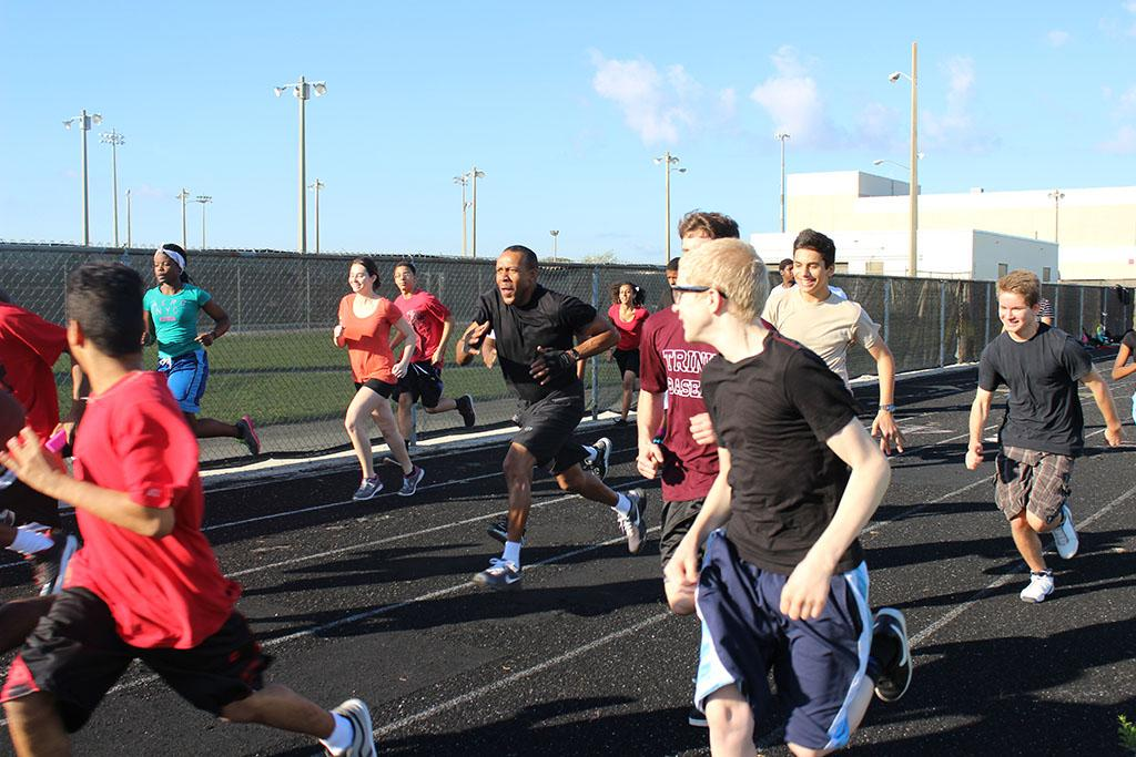 JROTC Holds a Boot Camp