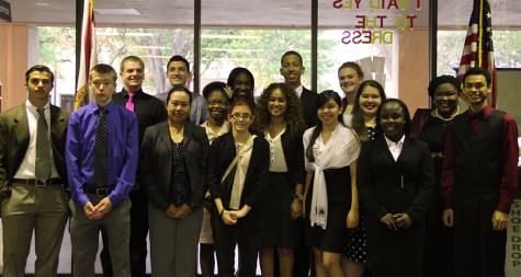 Wishing our chiefs luck as they prepare for their final interviews for Pathfinder Scholarships.