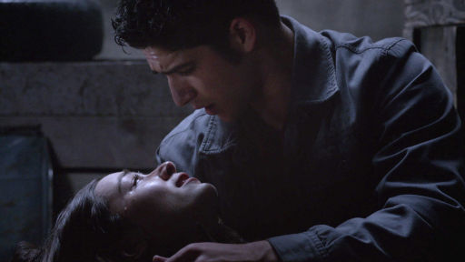 Allison Argent (played by Crystal Reed) dies in the episode
