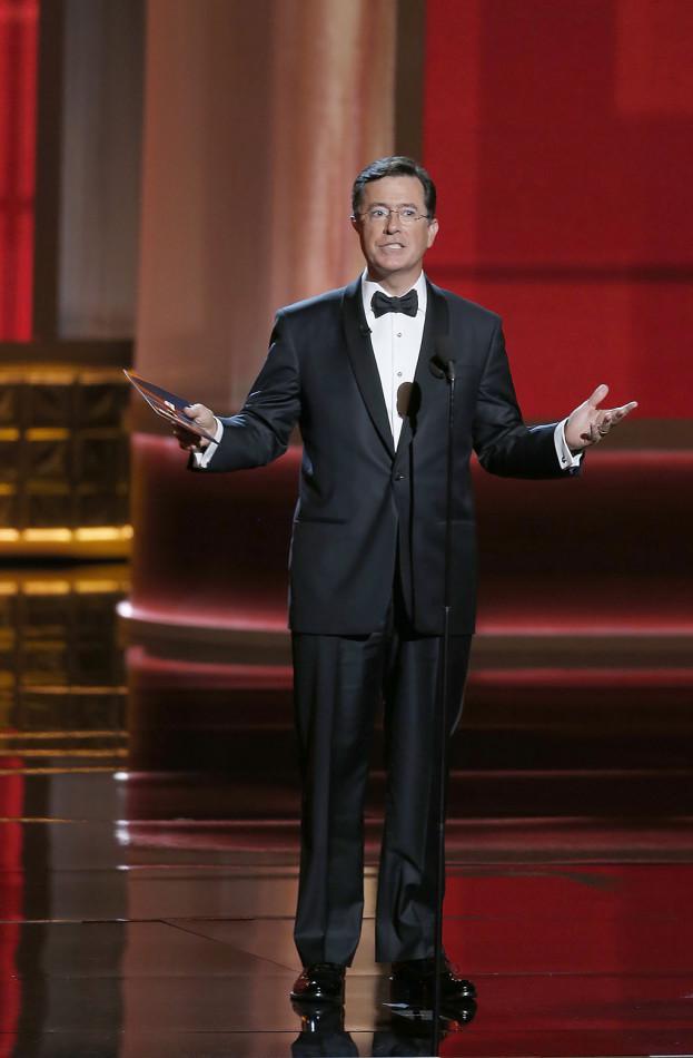 Colbert+Taking+Over+For+Letterman