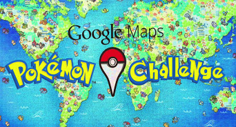 Catch Pokémon While You Explore the World
