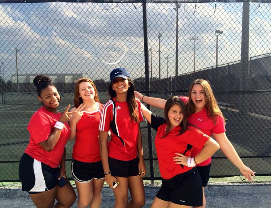 Santaluces Tennis Team's Great Expectations