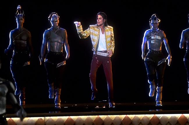 Michael+Jackson+lives+on+at+the+Billboard+Awards+