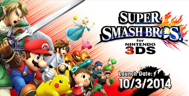 Nintendo+to+Release+Super+Smash+Bros.+Demo