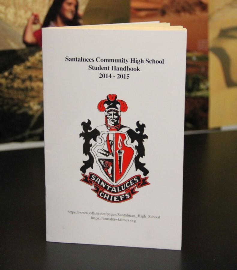 Santaluces Student Handbook