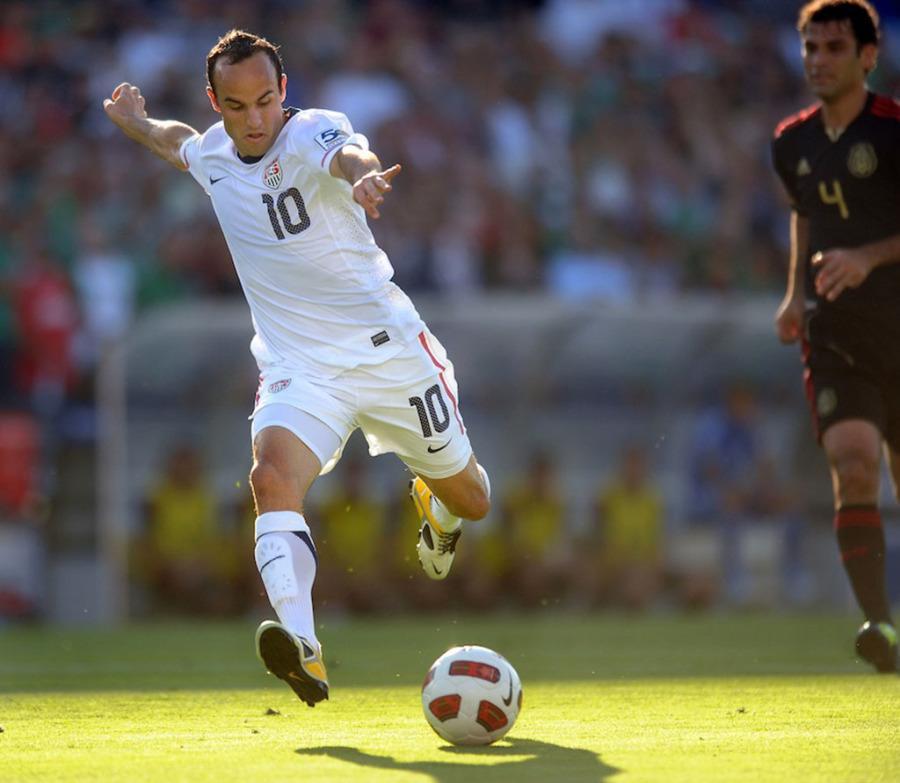 Landon+Donovan+Says+Goodbye+To+Soccer