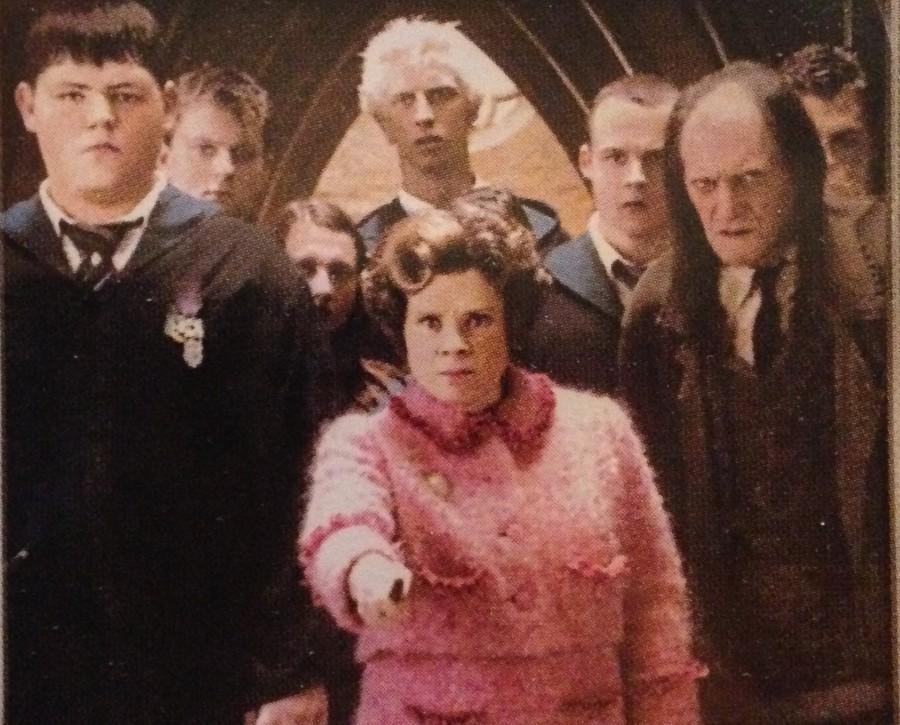 JK Rowling Haunts on Halloween