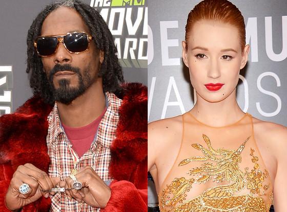 Iggy Azalea Gets Snoop Dogged