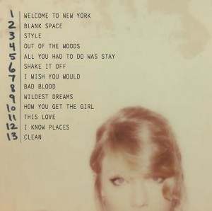The album is comprised of 13 pop tracks, each sounding different from the last.