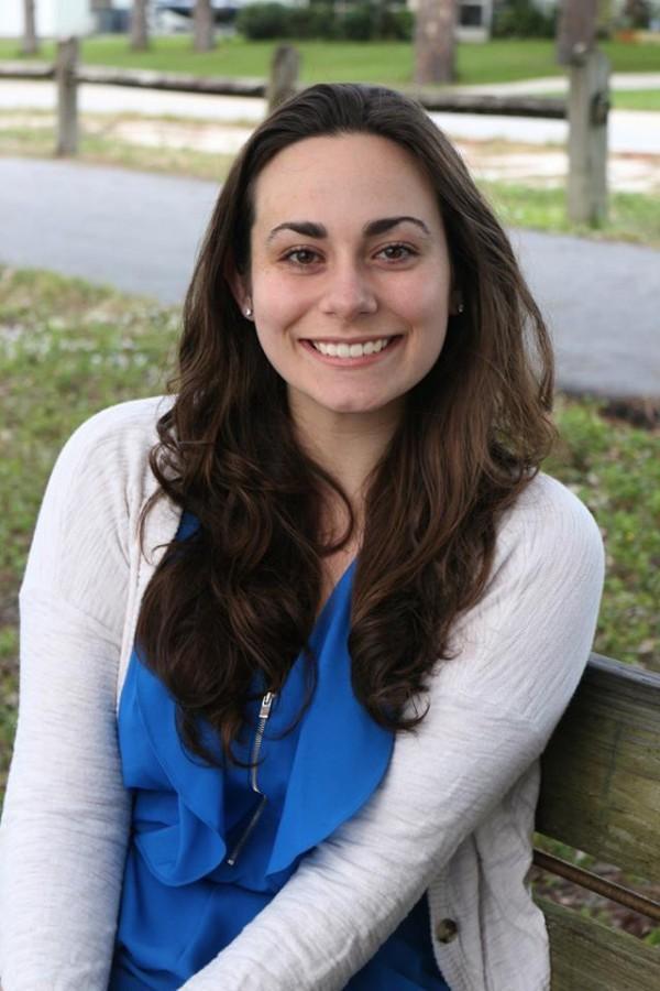 Student Spotlight: Briana Mazzocchi