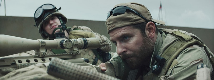 Shooting With American Sniper