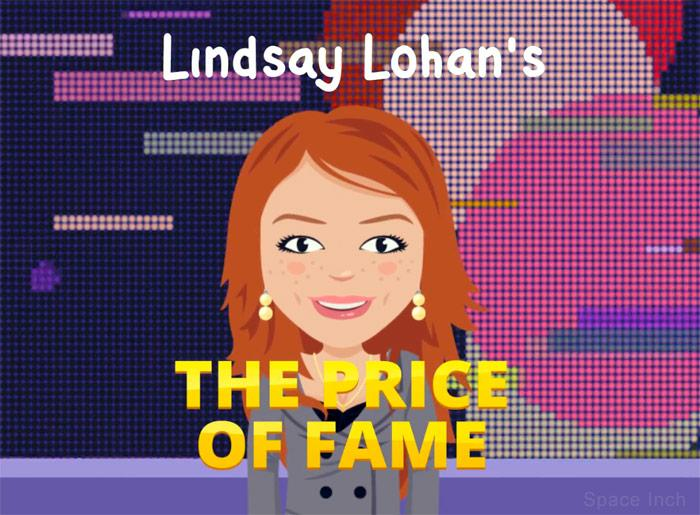 Get Famous With Lindsey Lohan