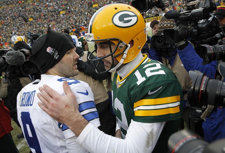 Dallas+Cowboys+at+Green+Bay+Packers