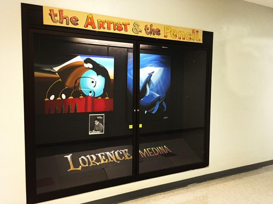 Photo of the Day: Lorence Medina Shines in the Hallway