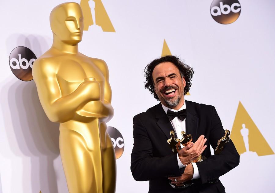 Birdman director Alejandro G. Inarritu.