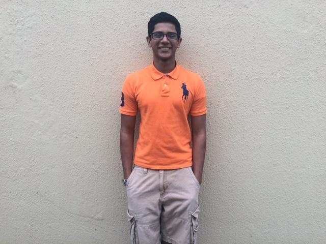 Student Spotlight: Jacob Kalathoor