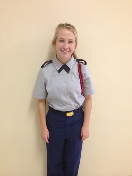 Haley Hinkofer, Sophomore