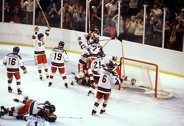 Miracle on Ice Has Its 35th Anniversary