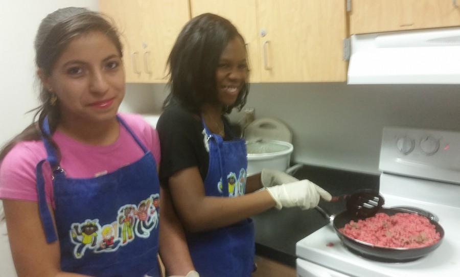 Learning English Through Cooking