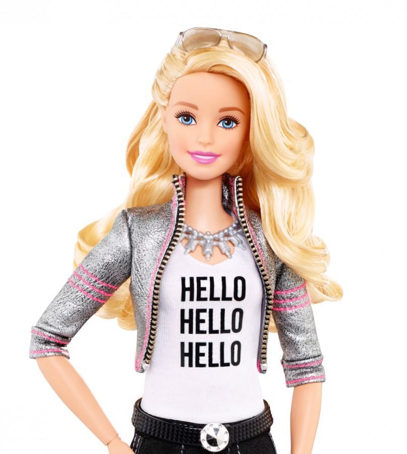 Hello Barbie Too Creepy?