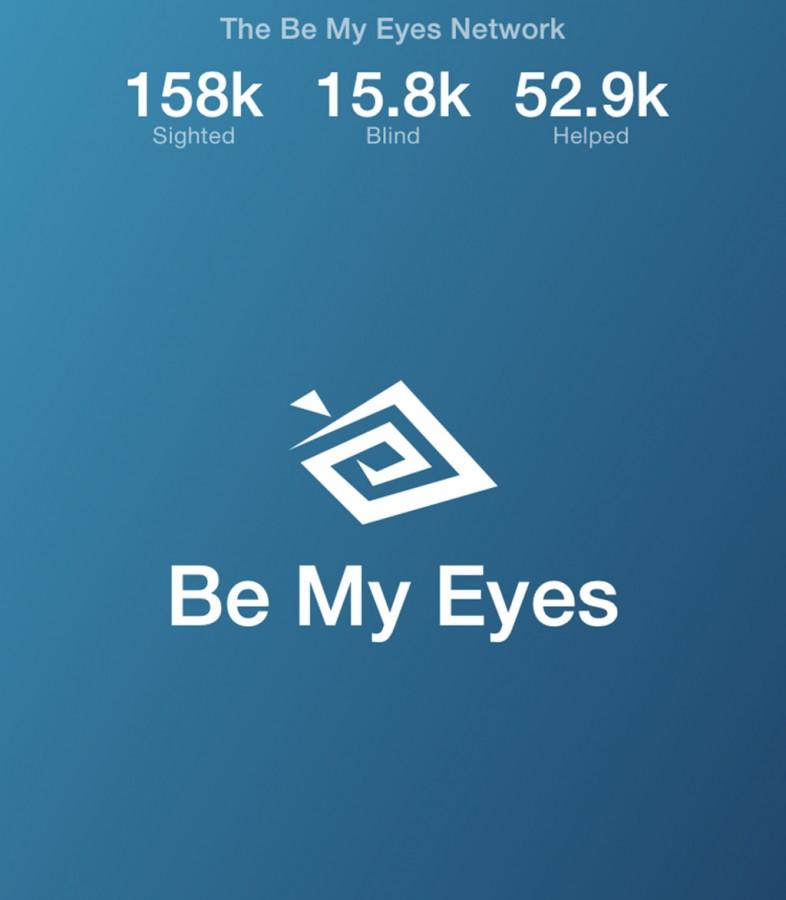 Be My Eyes App Helps the Blind