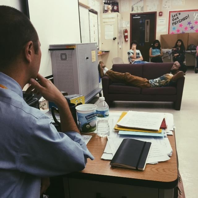 Photo of the Day: Fundamentals of Psychotherapy with Mr.Gray
