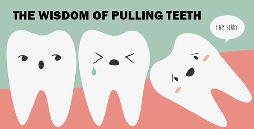 How Bad is Having Your Wisdom Teeth Pulled Out?