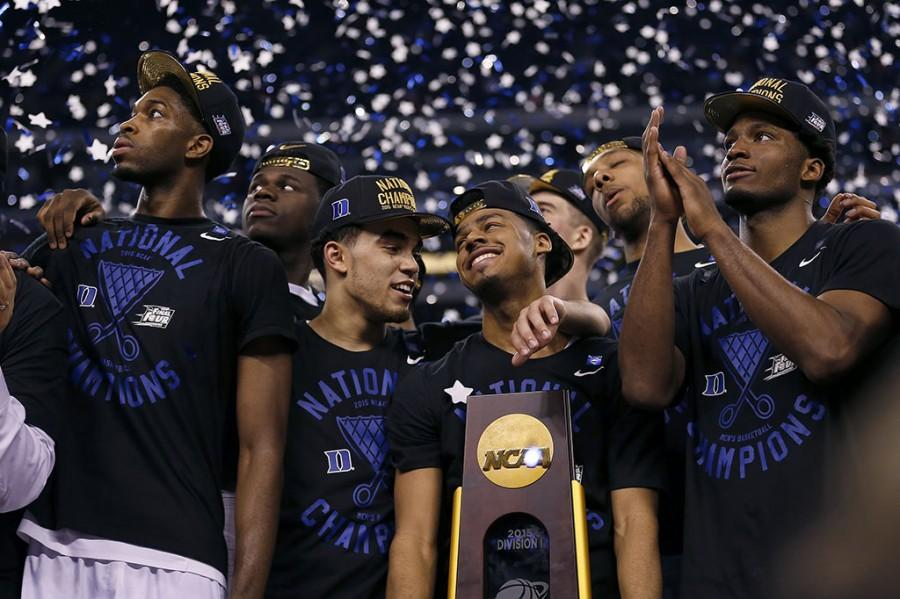 Cut+The+Net%3A+Duke+Wins+The+NCAA+Tournament