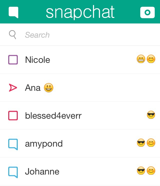 Snapchat Update Uncovered