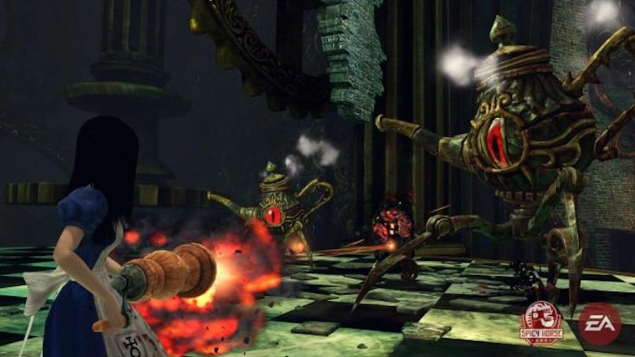 Join the Madness With Alice Madness Returns